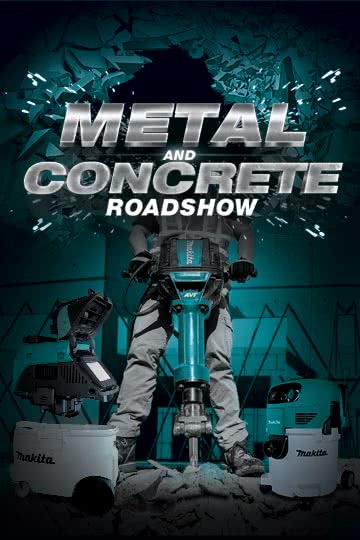 Metal and Concrete Roadshow