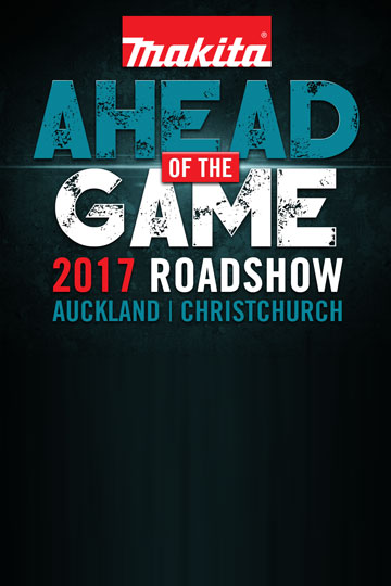 Ahead of the Game - 2017 Roadshow