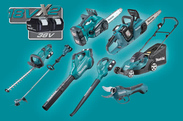 Photo of 18Vx2 Tools