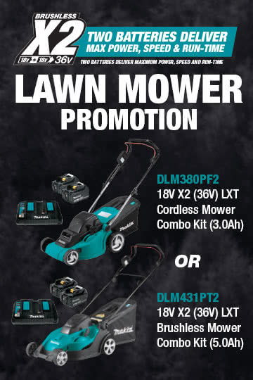 Lawn Mower Redemption