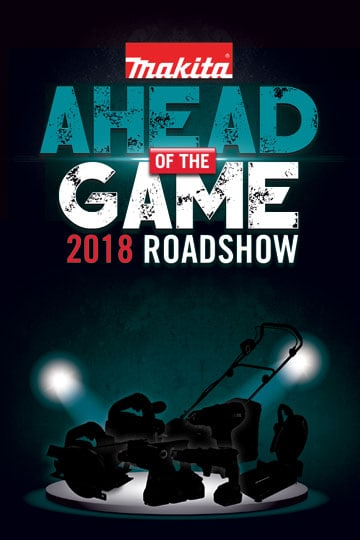 Ahead of the Game - 2018 Tradie Roadshow