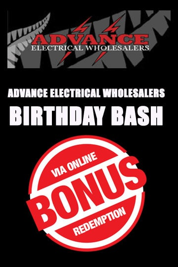 Advance Electrical Wholesalers Birthday Bash