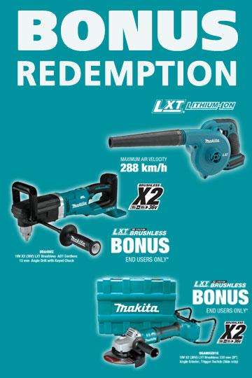 Combo Kit Redemption