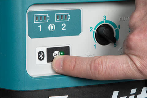 Picture of standby switch