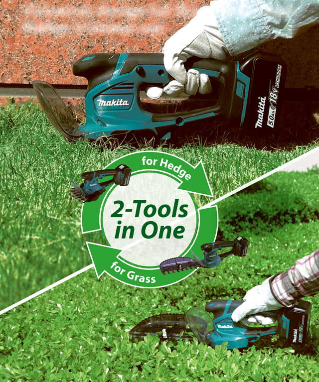 Photo of 2 Tools in One in use