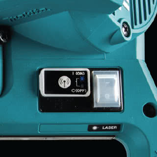 Photo of power switch