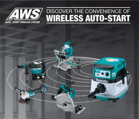 AWS - Auto-Start Wireless System
