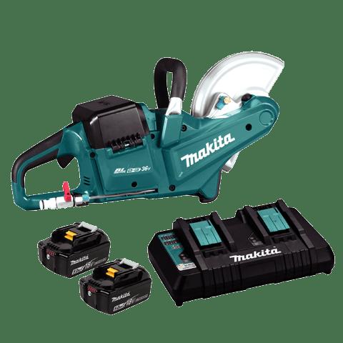 DCE090PT2 18x2 230mm Cordless Brushless Power Cutter