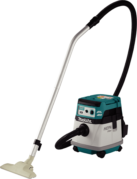 DVC157LZX2 18Vx2 Cordless Brushless AWS Dust Extractor 15L Skin Only