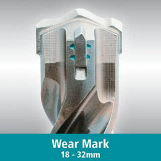 Wear Mark 18-32mm