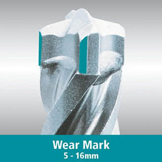 Wear Mark 5-16mm