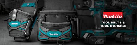 Tool Belts & Tool Storage