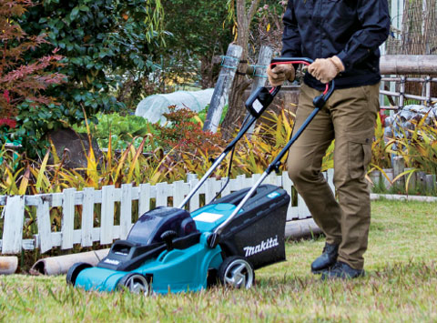 Photo of Makita LM430D Lawnmower