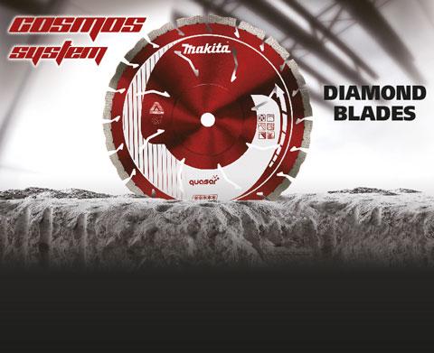 Cosmos System Diamond Blades