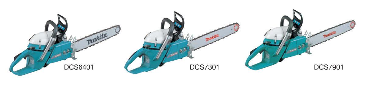 DCS6401, DCS7301 & DCS7901