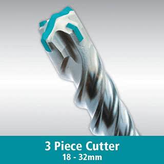 3 Piece Cutter