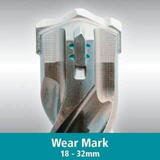 Wear Mark 18-32mm