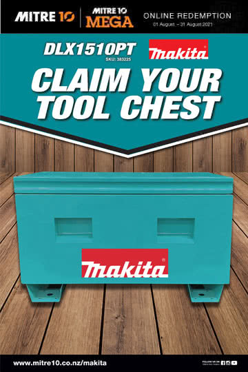 Claim Your Tool Chest