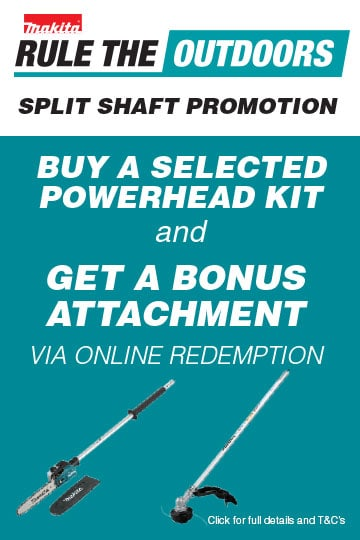 Split Shaft