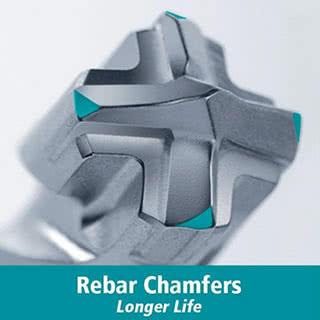 Rebar Chamfers
