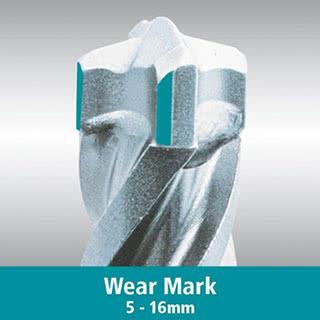 Wear Mark 5-16mm