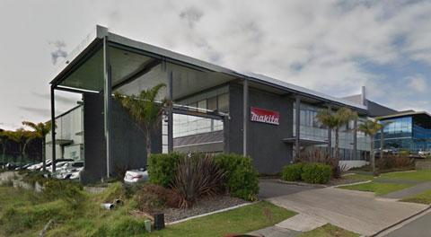 Makita NZ Head Office