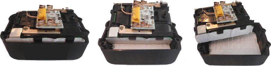 Defective batteries