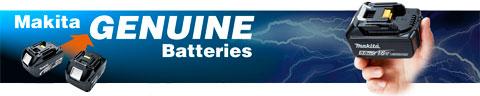 Makita Genuine Batteries