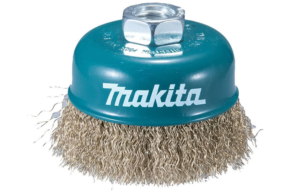 Makita - Accessory Details - Crimped Cup Brush