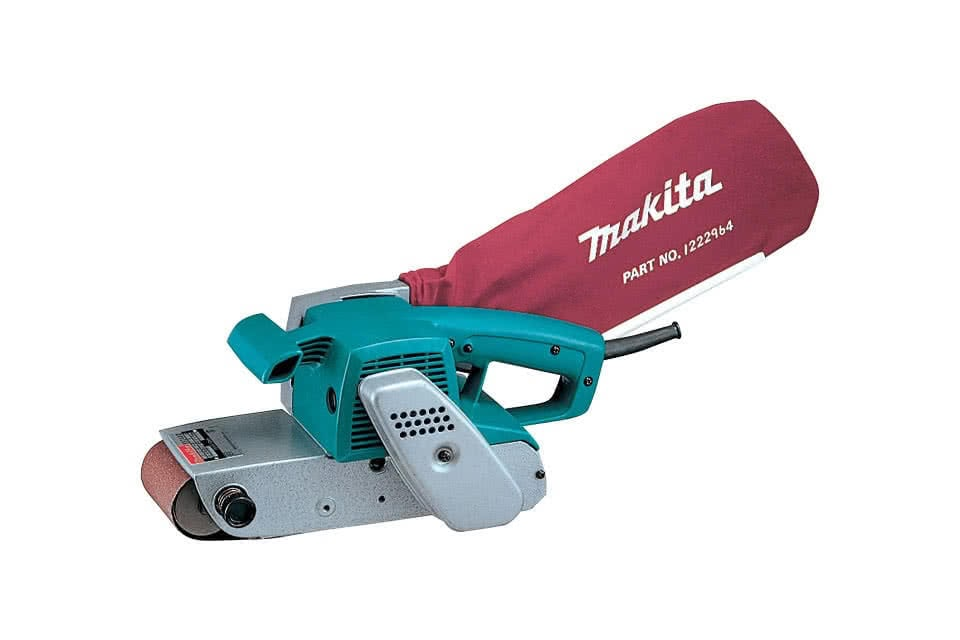 makita belt sander 9924db manual