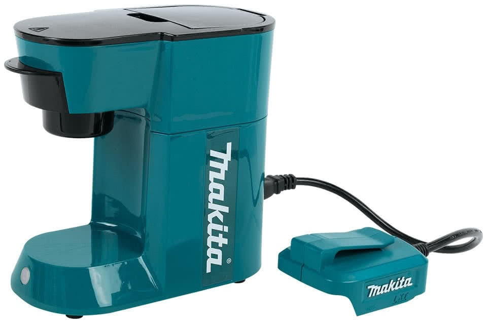 Makita Product Details Dcm500 18v Cordless Filter Coffee