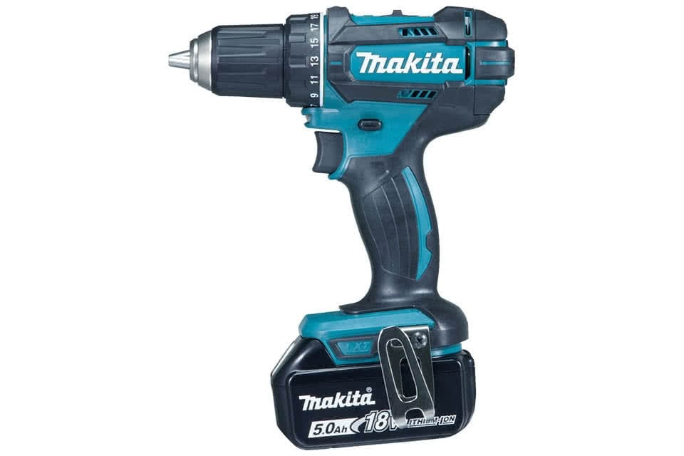 Makita Product Details DDF482 18V Cordless Drill Driver