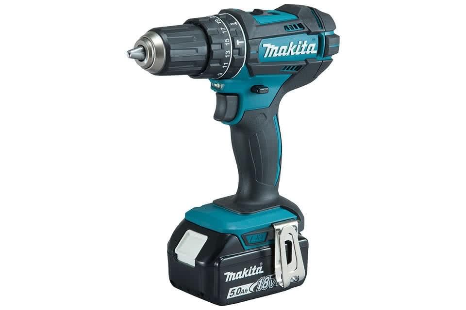 Makita Product Details DHP482 18V Cordless Hammer