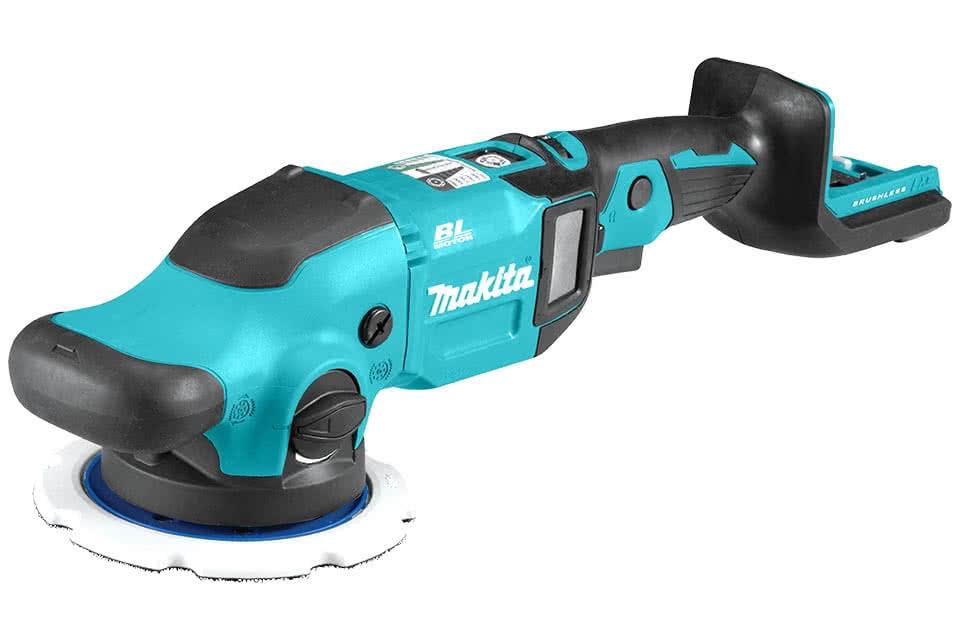 Makita - Product Details - DPO600 18V LXT Brushless Cordless 150 mm