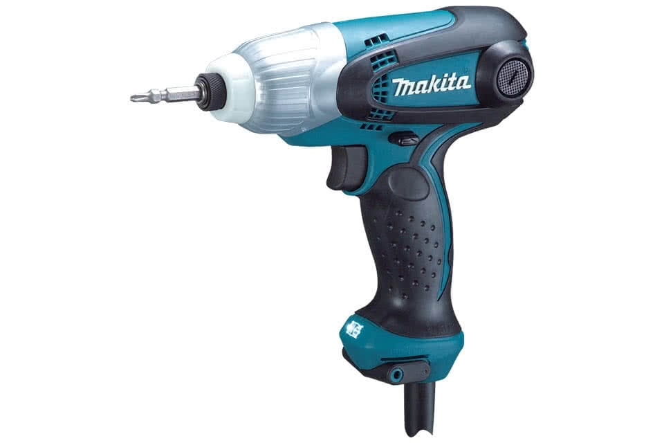 Td0101f Electric Impact Driver 1 4 Hex Drive