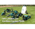 Makita 18V Lithium-Ion Garden Tools