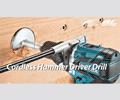 Cordless Hammer Driver Drill DHP481