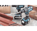 Cordless Hammer Driver Drill DHP480